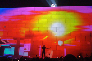 From Roger Waters The Wall 2010